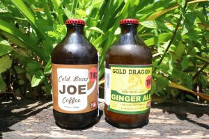 Med with Love Cannabis-infused Cold Beverages at Home Grown Apothecary