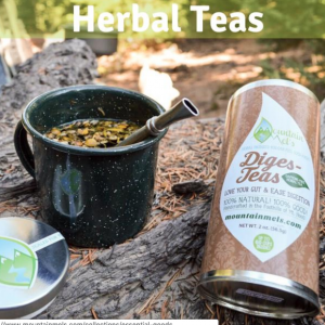 Mt Mels Digest-teas Herbal Tea at Home Grown Apothecary